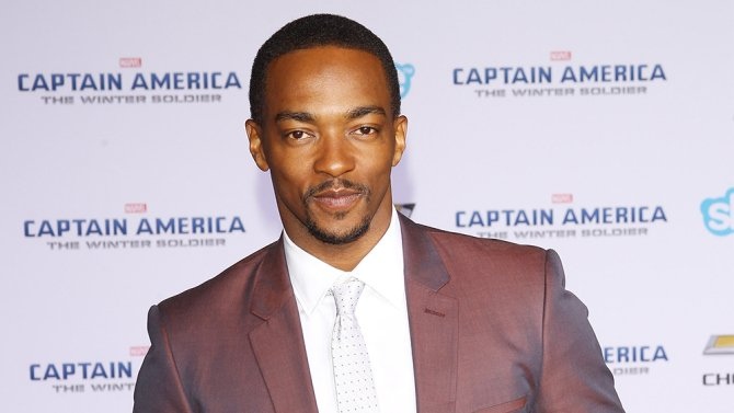Anthony Mackie Calls Captain America: Civil War 'A Wing-Ding-Doozy Of A Time'