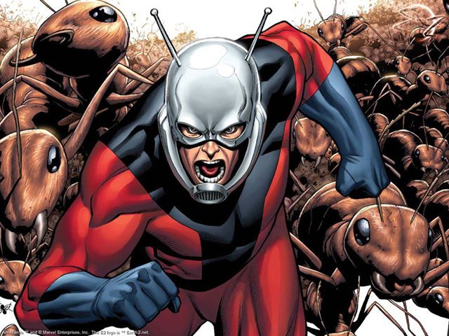 Who's Joining Marvel's Phase Three? Ant-Man, Inhumans, Doctor Strange And More