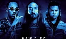 """Steve Aoki Traps Out With ILoveMakonnen In """"How Else"""""""
