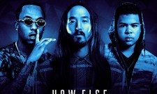 "Steve Aoki Traps Out With ILoveMakonnen In ""How Else"""