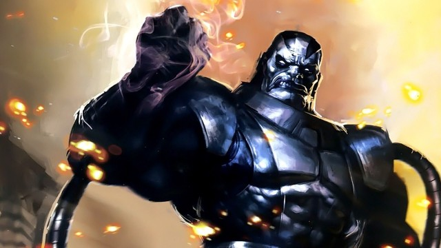 X-Men: Apocalypse Poster Reveals First Look At Titular Villain