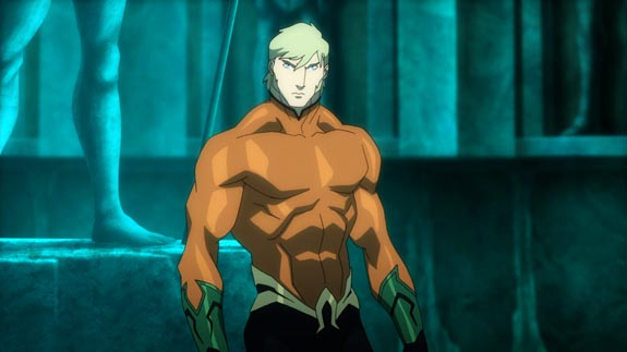 First Details For DC's Aquaman-Centric Animated Film Justice League: Throne Of Atlantis