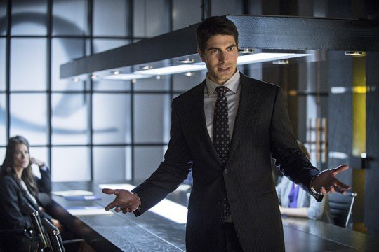 CW Planning An Arrow Spinoff For Brandon Routh's The Atom