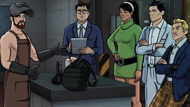 Archer Season 7 Review