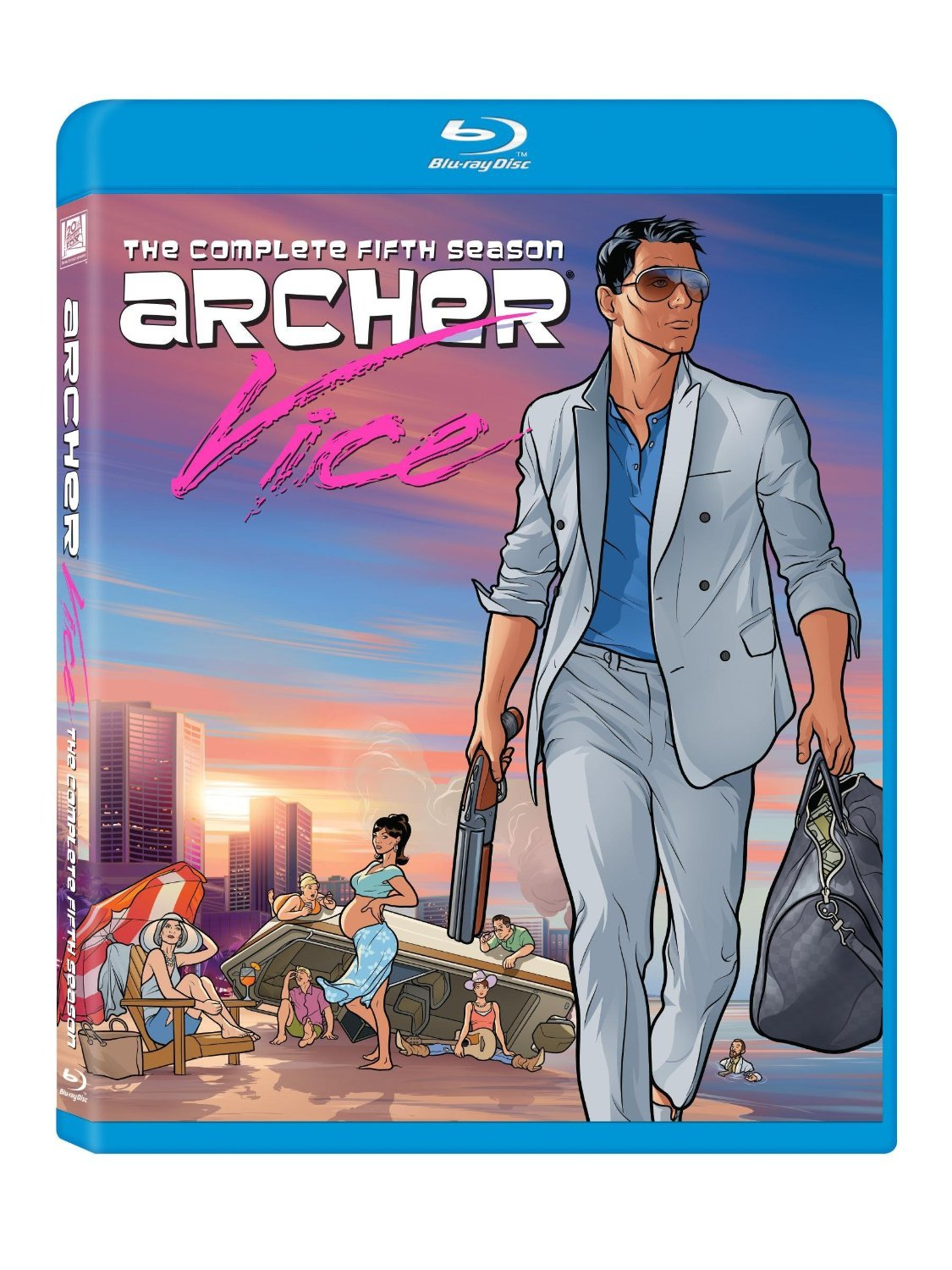 Archer: The Complete Season Five Blu-Ray Will Land In January