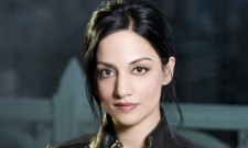Archie Panjabi And Todd Williams Go To San Andreas