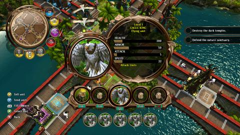 Defenders Of Ardania Is Now Available On PC And XBLA