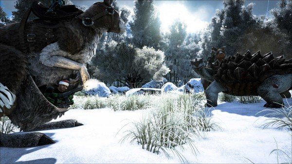 ARK: Survival Evolved Developer Studio Wildcard Addresses Paid DLC Controversy