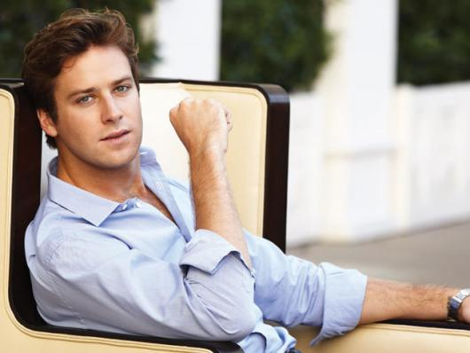 Armie Hammer May Play Batman In The Justice League Film