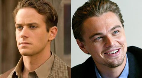Leonardo DiCaprio And Armie Hammer To Make Out In J. Edgar?
