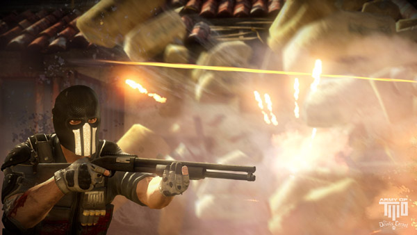 New Army of Two: The Devil's Cartel Trailer Brings The Action