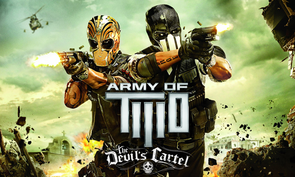 %name Army Of Two: The Devils Cartel Review