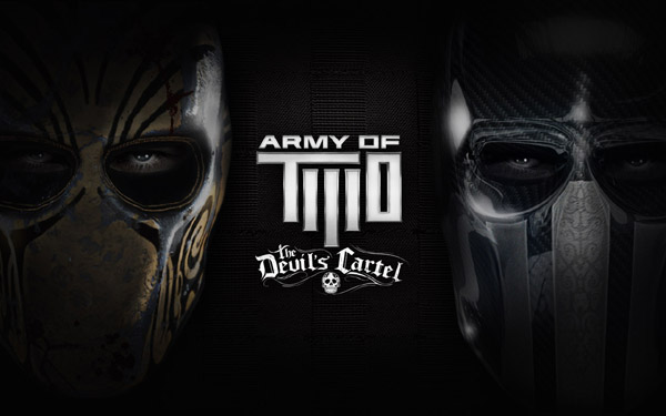 army of two the devils cartel logo 2 Army Of Two: The Devils Cartel Features Big Boi And B.O.B. Cameo