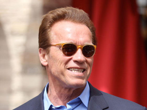Arnold Schwarzenegger Making $10 Million Upfront For Next Film