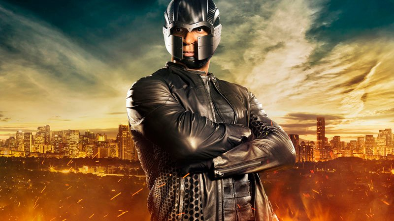Check Out Diggle's Magneto-Inspired Costume For Arrow Season 4