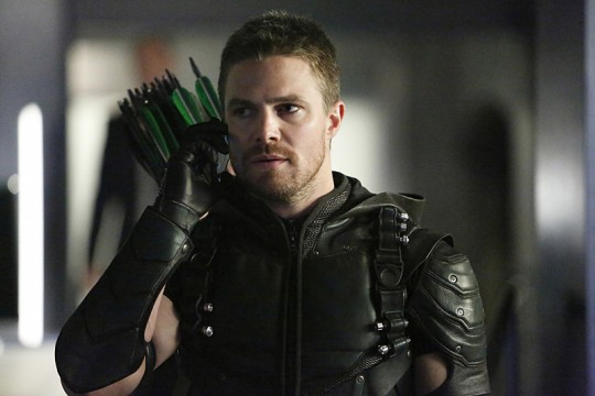 Stephen Amell Reiterates Lack Of Plans For His Green Arrow To Join DC Films Universe