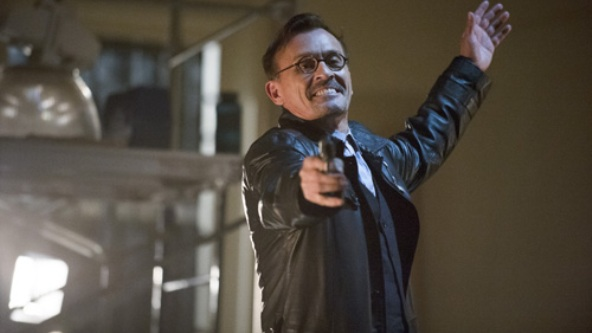 The Clock King Will Cross Over From Arrow To The Flash