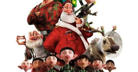 Arthur Christmas Review