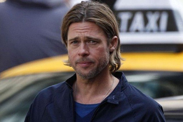 Watch Brad Pitt In First Footage From World War Z