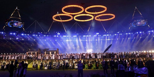Danny Boyle's Opening Ceremony: An Intimate And Spectacular Achievement