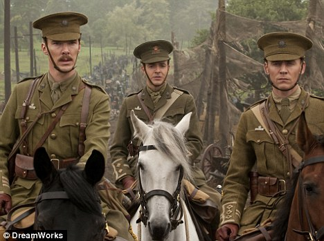 First Look At Steven Spielberg's War Horse