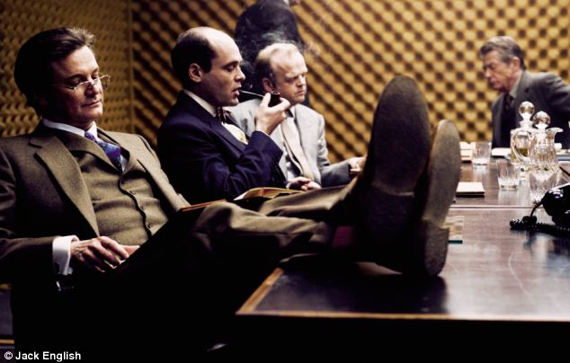 New Images From Tinker, Tailor, Soldier, Spy