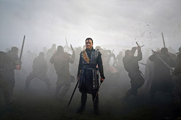 Michael Fassbender And Marion Cotillard Prepare For Murder In First Images from Macbeth