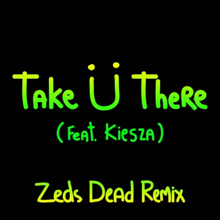Zeds Dead Release Take U There Remix In Full