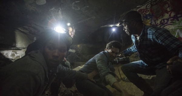The Gates Of Hell Are Beneath Paris In As Above, So Below Trailer