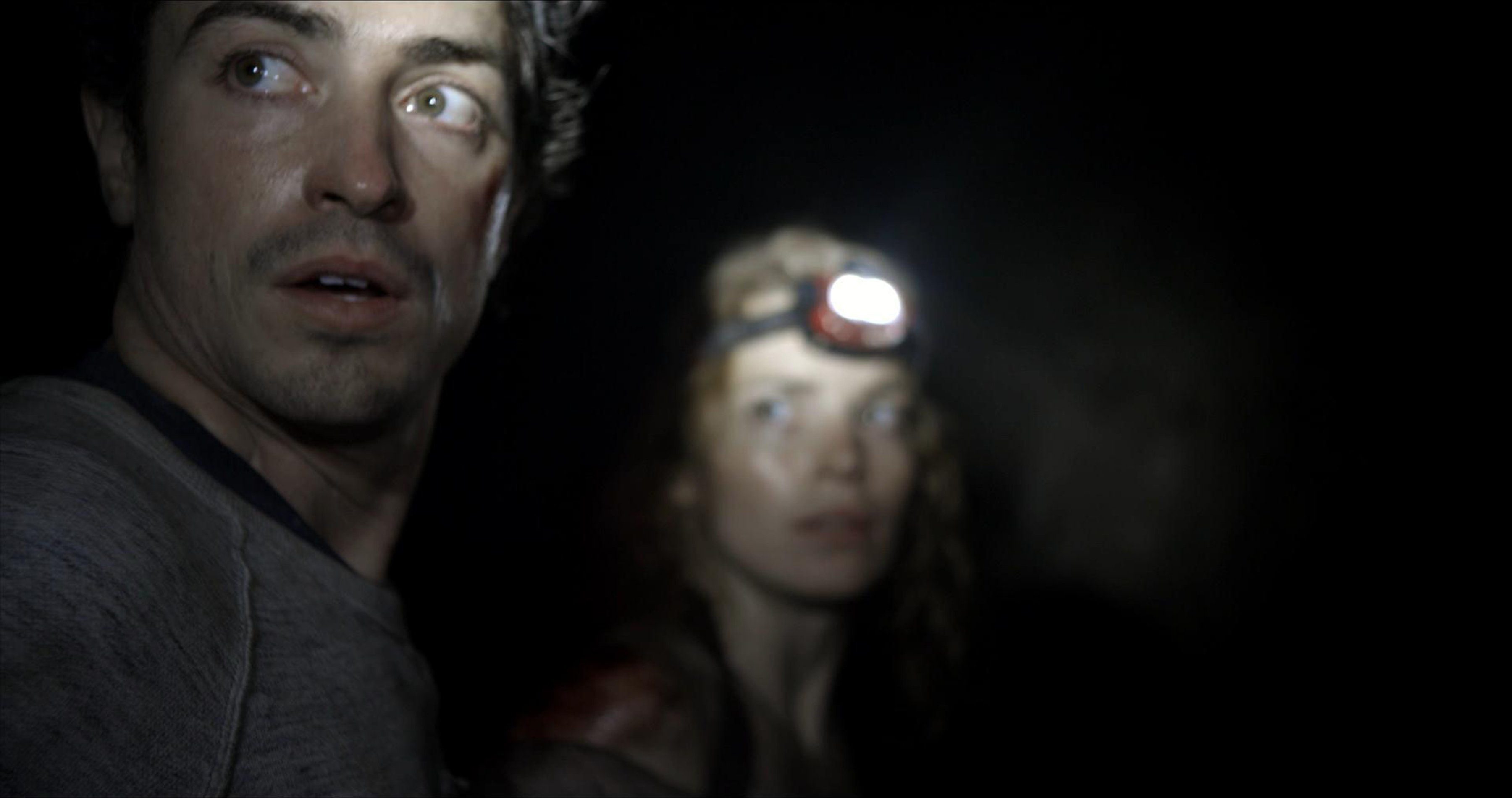 as above so below ben feldman The Gates Of Hell Are Beneath Paris In As Above, So Below Trailer
