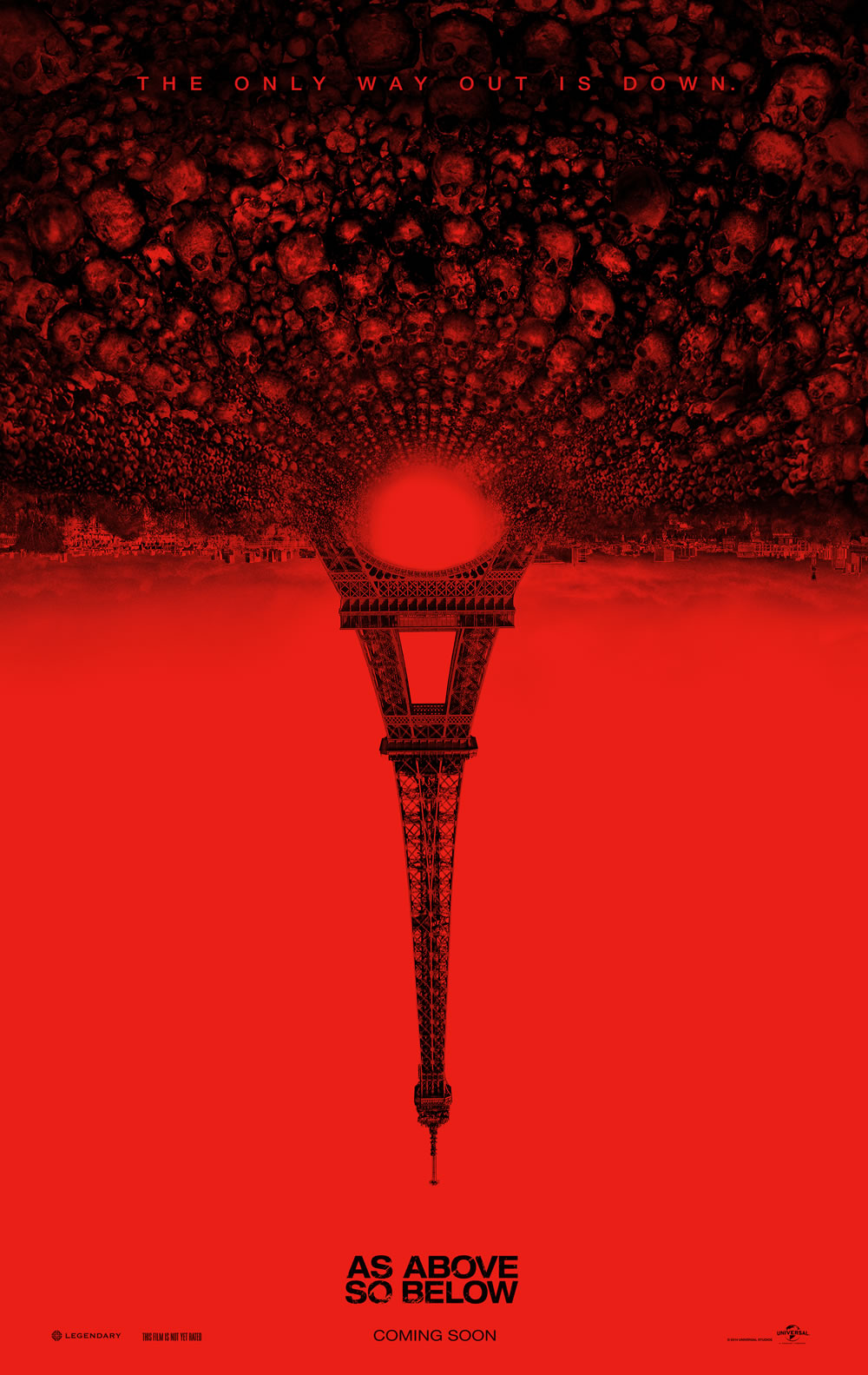 CONTEST: Win An As Above/So Below Prize Pack!