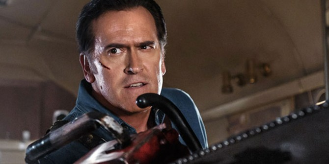 First Script For Ash Vs. Evil Dead Season 2 Is Complete, Starz Confirms