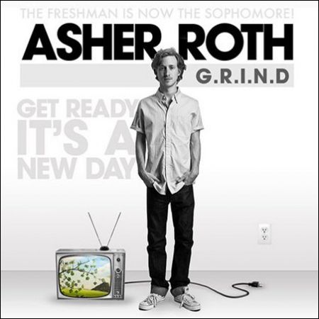 Asher Roth Releases 'G.R.I.N.D.' Music Video