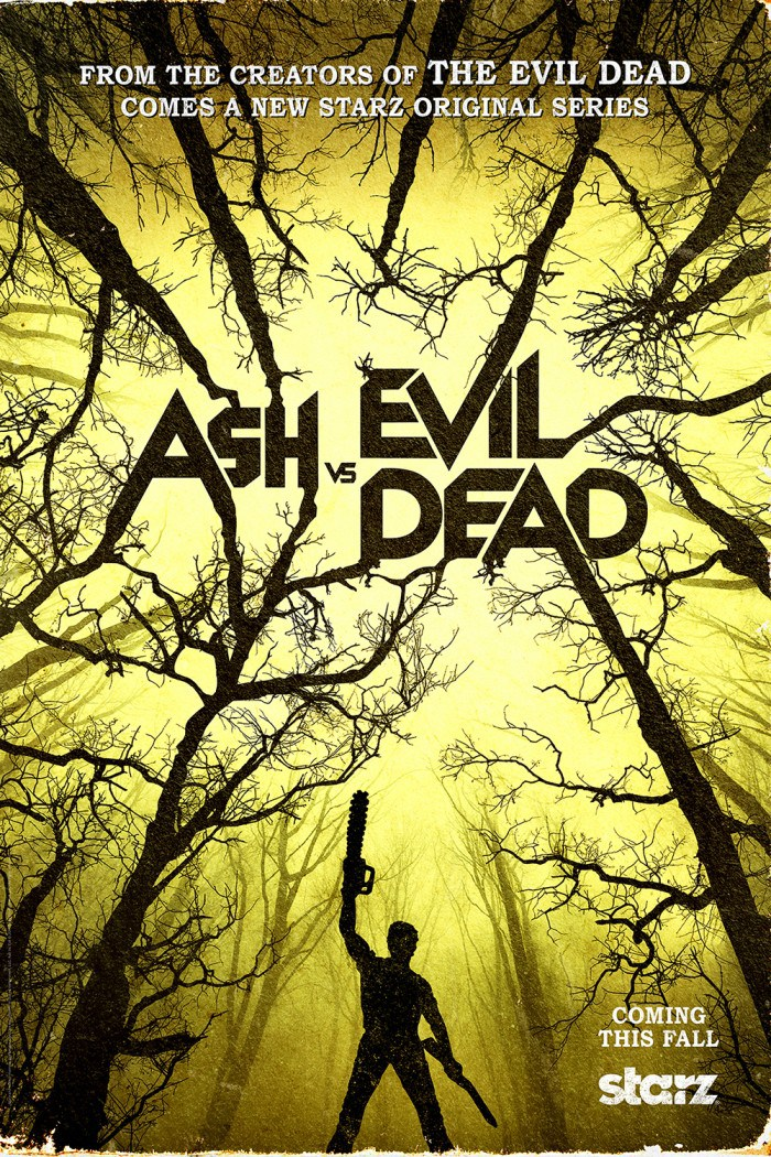 First Teaser For Ash Vs. Evil Dead Promises More Chainsaw Action