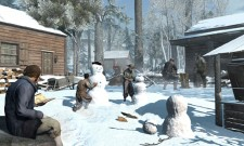New Assassin's Creed 3 And Liberation Screenshots – Snowmen Confirmed!