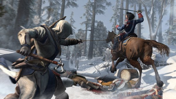 Don't Play Assassin's Creed III While Downloading Hidden Secrets DLC