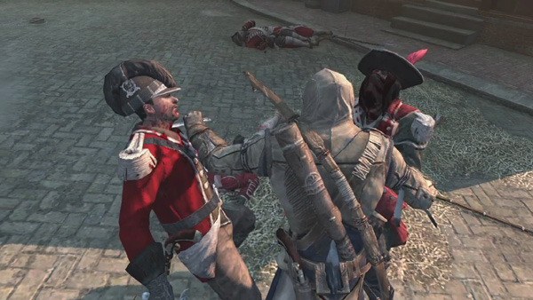 Assassin's Creed III Weapons Trailer Reveals Connor's Wonderful Toys