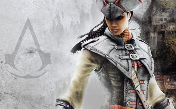 Assassin's Creed III: Liberation Revealed For Vita