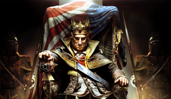 First Assassin's Creed III DLC Announced, The Tyranny Of King George
