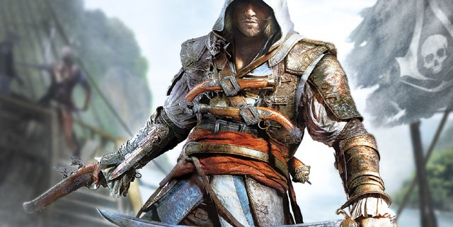 assassins creed black flag full artwork 640x321 Assassins Creed IV: Black Flag Gallery