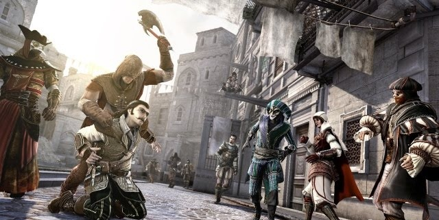 Assassin's Creed Brotherhood: The Multiplayer Verdict