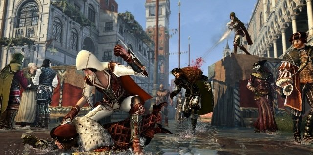 "Ubisoft Giving Assassin's Creed: Brotherhood ""Extra Special"" DLC For Free"