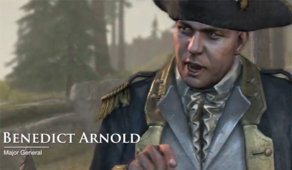 PS3 To Get Exclusive Assassin's Creed III Benedict Arnold Missions