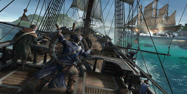 assassins creed iii black flag