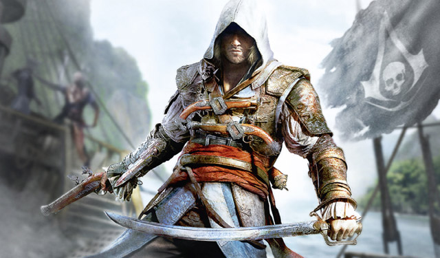 assassin's creed iv black flag box art slider