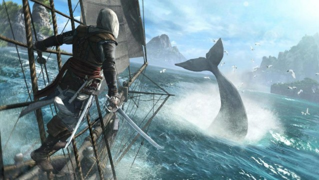 "Next-Gen Assassin's Creed IV: Black Flag Features ""Connected"" Single-Player"