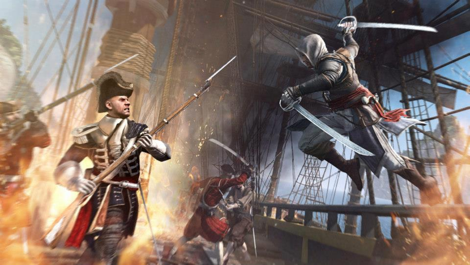 assassins creed iv black flag screens 4 Gallery: Assassins Creed IV: Black Flag