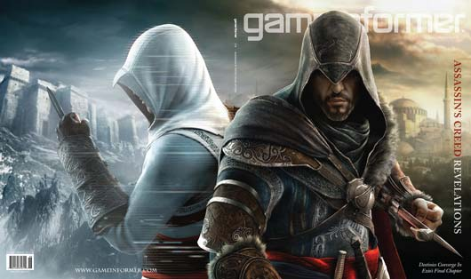 Assassin's Creed: Revelations Will Conclude Ezio's Storyline In November