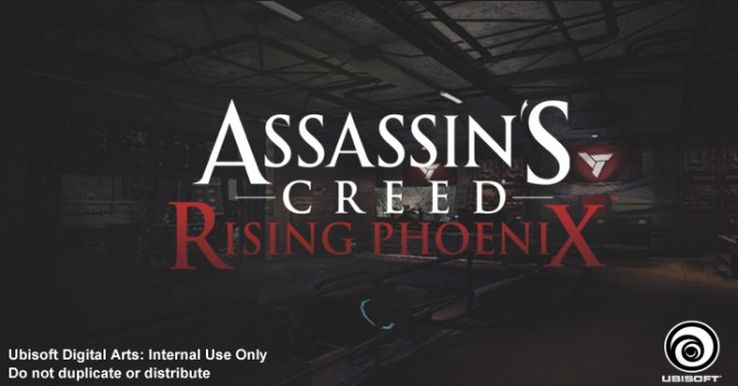 Assassin's Creed: Rising Phoenix Logo Surfaces