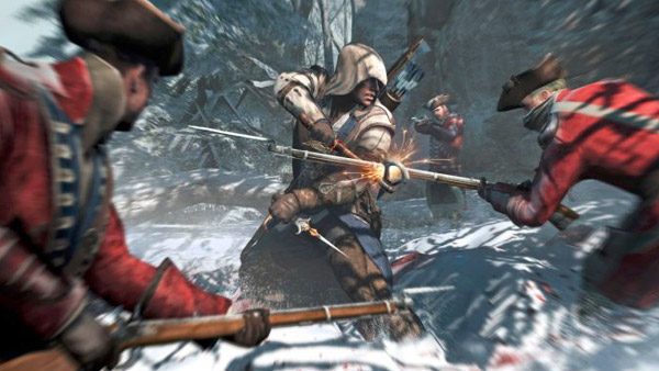 New Assassin's Creed III Video Shows Players Virtual Boston